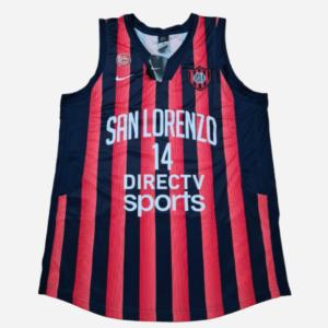 Camiseta San Lorenzo Deck 2018