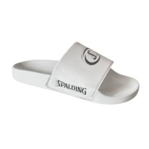 Spalding Slide white